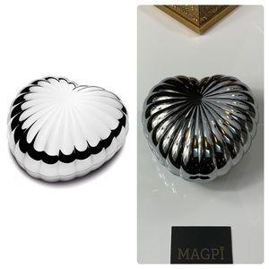 GEORG JENSEN Legacy Heart Bonbonniere Petite Box